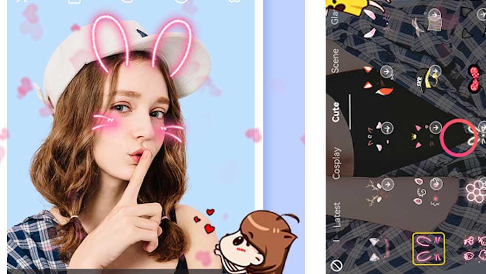 Android Beauty Camera