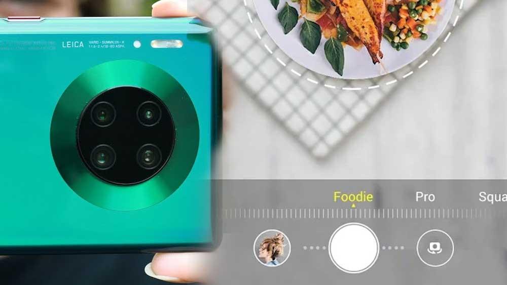 Huawei Mate30 Camera